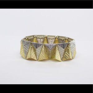 Jewelry - 🚨 5/$20 Gold & silver bracelet